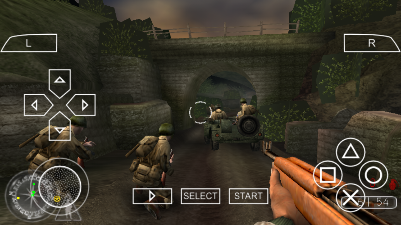 Download Save Data Call Of Duty Roads To Victory Ppsspp ...